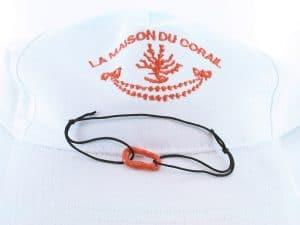Bracelet corail rouge et argent BR CO AR 1206
